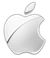 Apple Cracked Logo